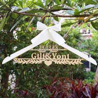 Custom Bridal Wedding Hanger ,Wedding Gift, Bridal/Bachelorette Party Gifts ,wedding dress hanger, olive branch dress hanger