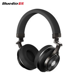 Bluedio T3 Plus Wireless Bluetooth Headphone headset with Microphone Micro SD Card music headphone Slot bluetooth Real Earphone