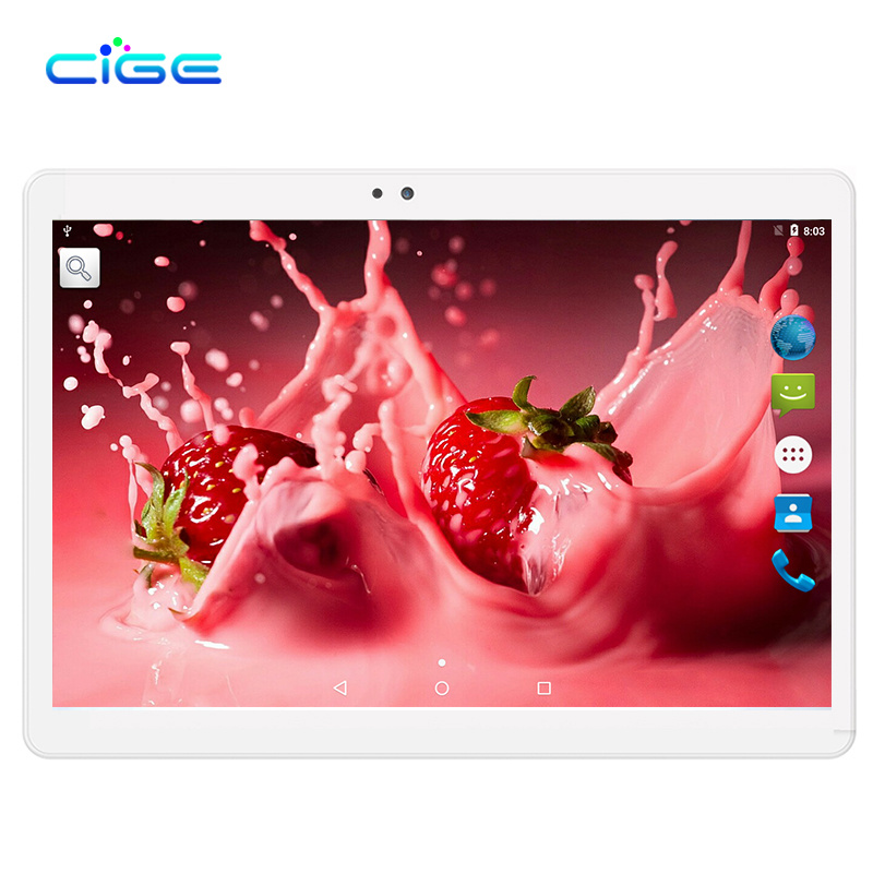 9.6 inch Android Tablet PC Quad Core 4GB RAM 16GB ROM Dual Sim cards 5.0MP Tablets 10 10.1 Smart phablet Phone Call GPS WiFi GPS