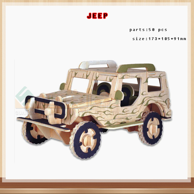 3D holz auto puzzle holz motor puzzle spielzeug IQ educational holzspielzeug für DIY handgemachten puzzles sport