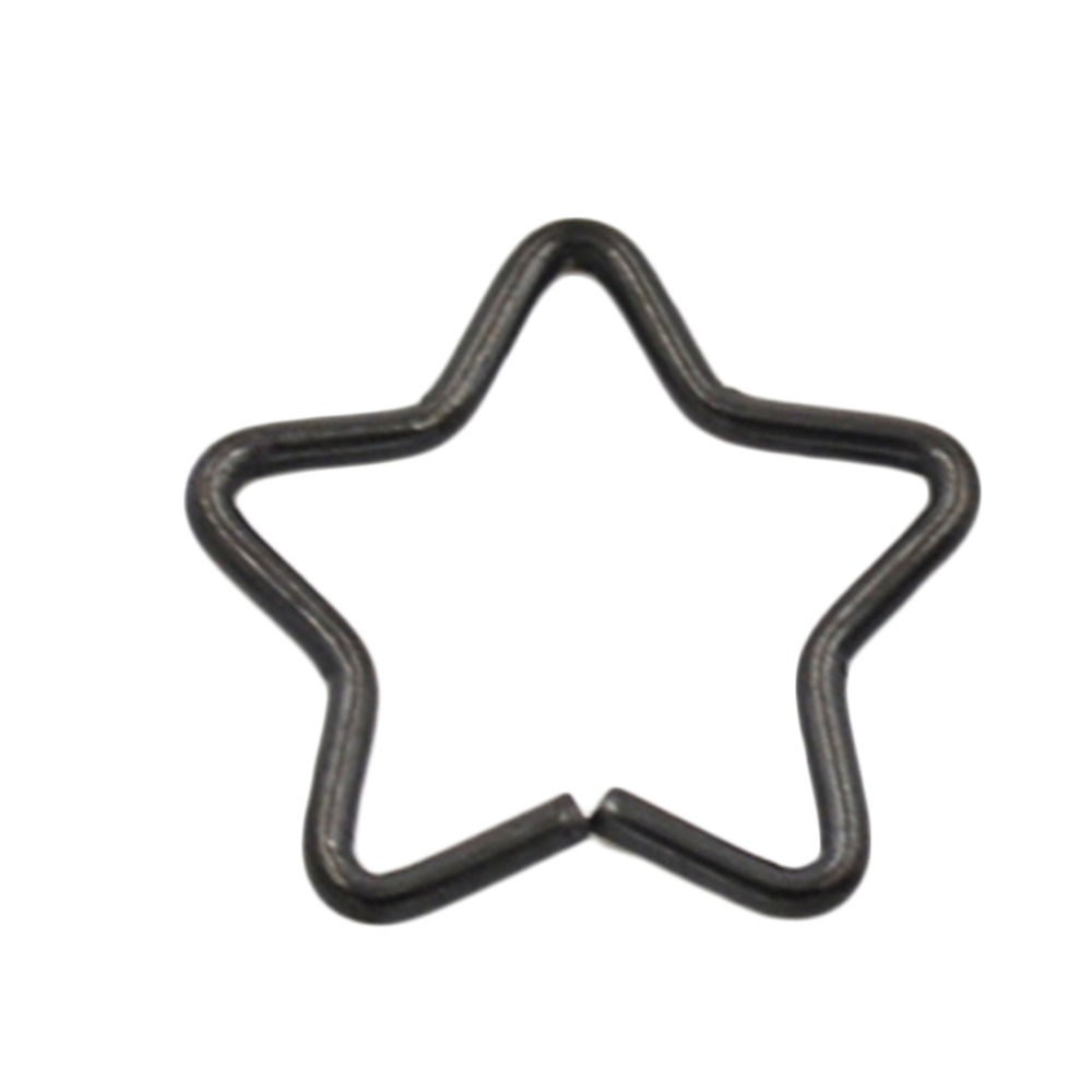 Fake Ear Piercing Tragus Heart Piercing Cute Star Earrings Cartilage Piercing Labret Ring Daith Piercing Body Jewelry