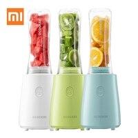 Xiaomi Mijia Ocooker Taşınabilir Sıkacağı Paslanmaz Çelik Meyve Sebze Mini Pişirme portakal suyu makinesi Blender Gıda Işlemci