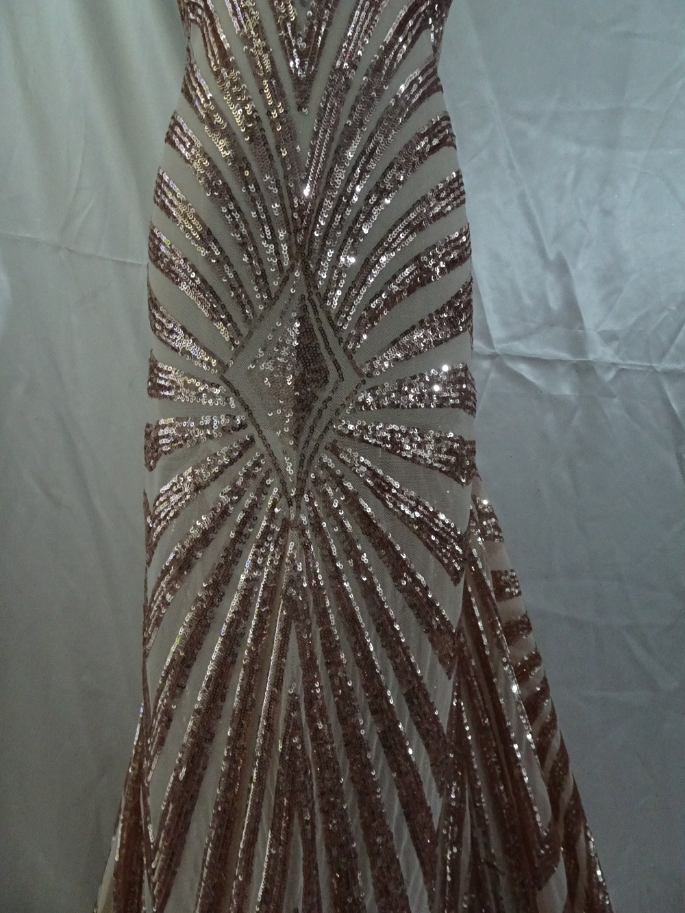 Latest design African French net Lace Fabric with sequins High Quality David 168 2 African sequins