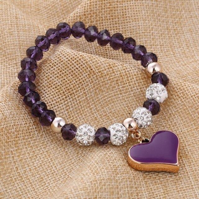Crystal Butterful Bracelet & Bangle