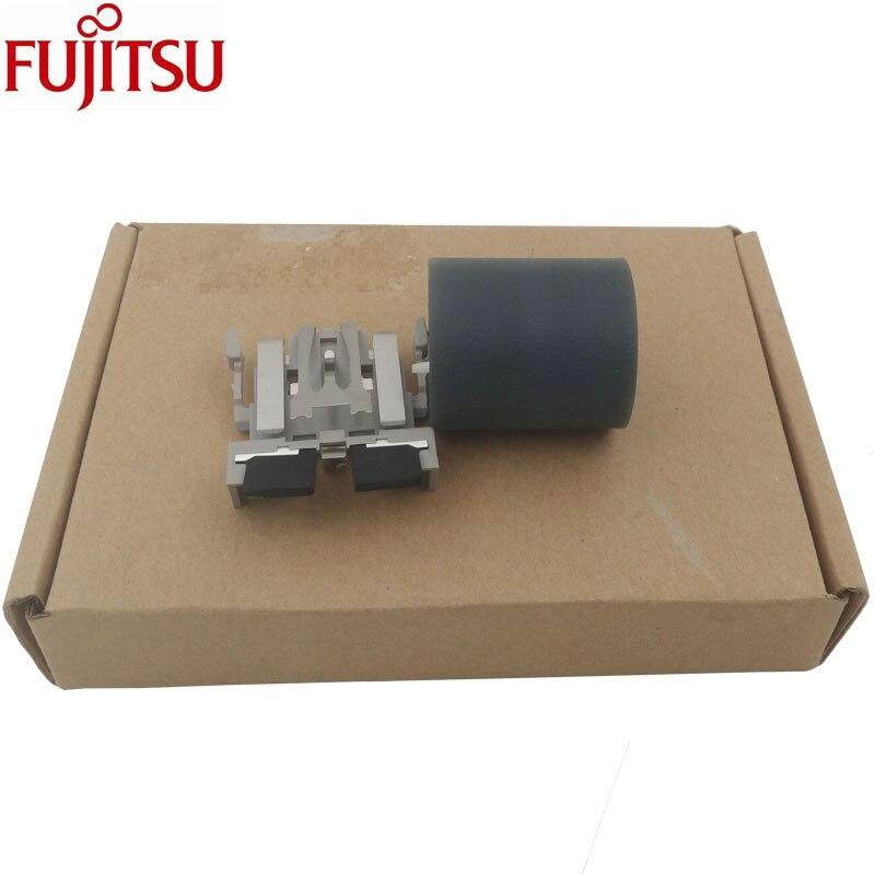 Image 2 - Pick Roller + Pad Assembly Fujitsu Fi 5110C fi 5110EOX fi 5110EOX fi 5110EOXM S500 S500M S510 S510M PA03360 0001 PA03360 0002pick rollersroller assemblyfujitsu pick roller -
