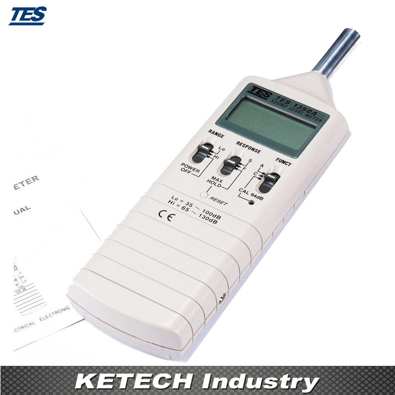 TES-1350A Digital Noise Decibel Sound Level Meter mary tes w15102142288