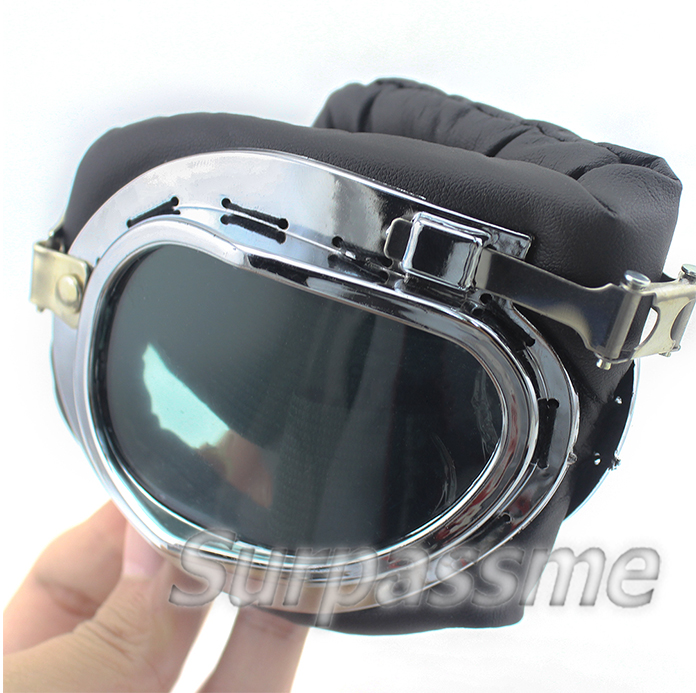 ff637f3ba830 High Quality Protective Gear Glasses For Motorcycle Helmet Motocross Ski  goggles and Sunglass Dirt Bike Glass Motocross