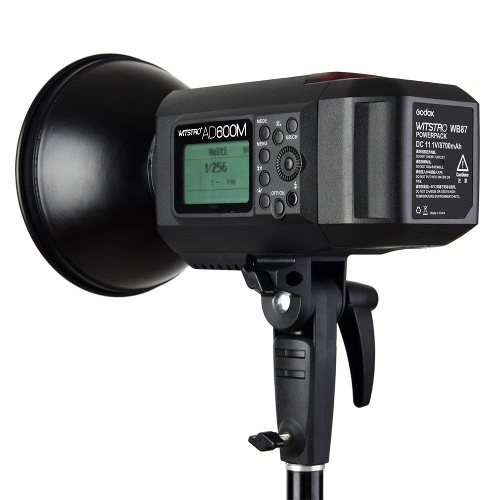 Godox AD600M Godox Mount 600Ws GN87 High Speed Sync Outdoor Flash Strobe Light with Built-in 2.4G Wireless X System