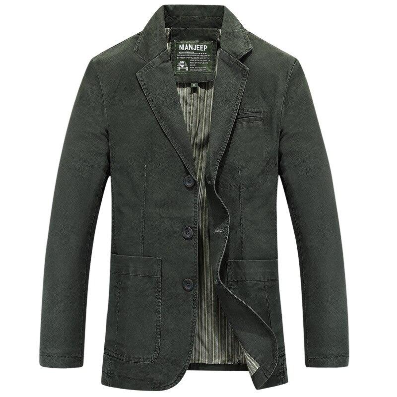 Jeep Blazer Men 2017 Men Blazer Jackets Luxury Brand Men s Casual Blazers Fashion Designs Terno