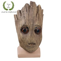 Guardians of the Galaxy Groot cosplay mask Tree man role play helmet cosplay costumes