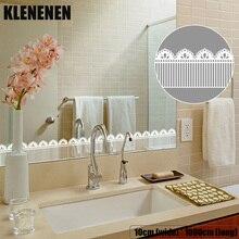 KLG-020 Self-adhesive Wallpaper Decor Wall Sticker Waistline Stickers PVC  Waist Line Bathroom kitchen Tile wallpaper