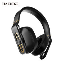 1MORE MK801 Wired Over-Ear Headphones with Microphone Noise Cancelling Headphone Fashionable Headset for Phone(China)