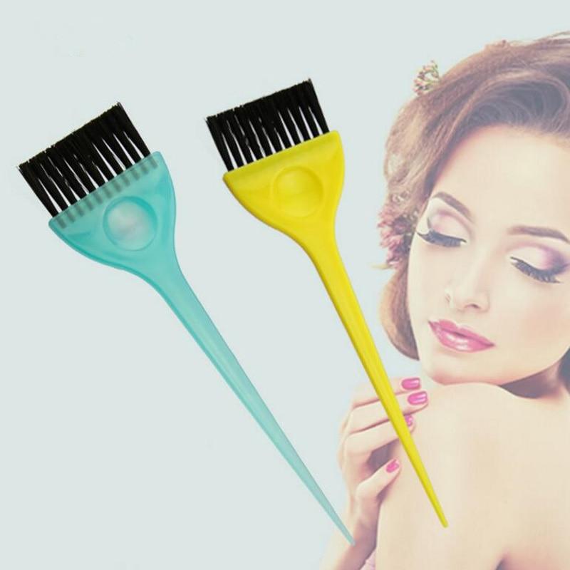 2Pcs Hair Dye Brush Professional Salon Hairdressing Dye Color Brushes Tint Dye Brush For Hairdresser Salon Brushes