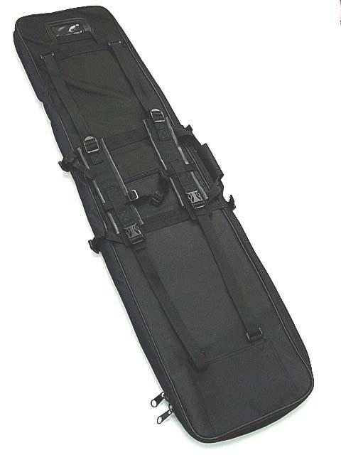 Campcookingsupplies Camping & Hiking Competent 48 120cm Gun Bag Dual Tactical Rifle Sniper Carrying Case Gun Bag Bk Moderate Cost