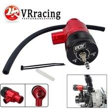 VR RACING-новая рециркуляция BOV для- SUBARU WRX регулируемый предохранительный клапан комплект VR-BOV02