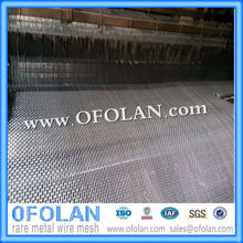 10 Mesh Hastelloy C-276 Wire Mesh/Cloth, 500mmX1000mm stock supply high quality electronic signal shielding red copper wire mesh 200 mesh 500mmx1000mmx2pcs stock supply