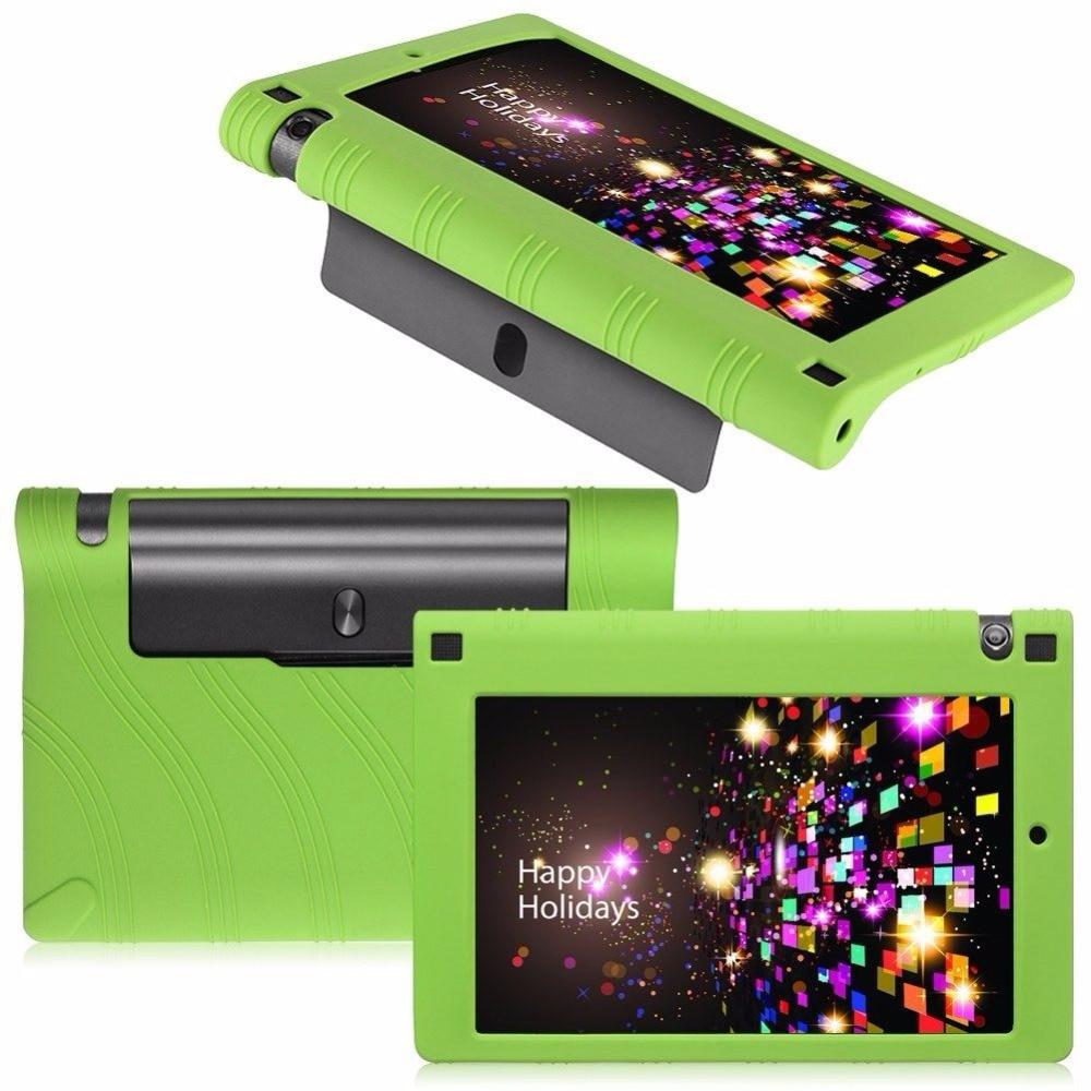 Funda de silicona para Lenovo Yoga Tab 3 850f Funda de goma para yoga - Accesorios para tablets - foto 4