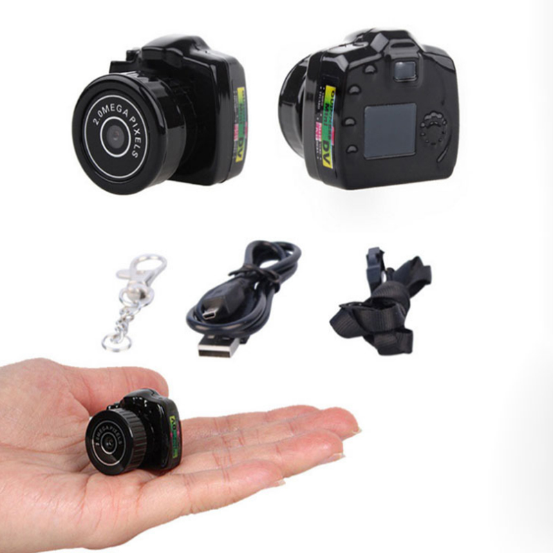 Hotest Super Mini video camera Ultra small pocket DV DVR camcorder Web cam voice recorder 720p JPG photo support hidden TF card yescool a30 professional camcorder mini camera magnetic absorb voice video recorder 1080p camara espia support hidden tf card