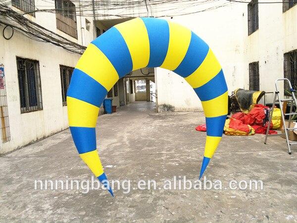Frete grátis 1.5 m alta inflável bola para a decoração do festival da lua