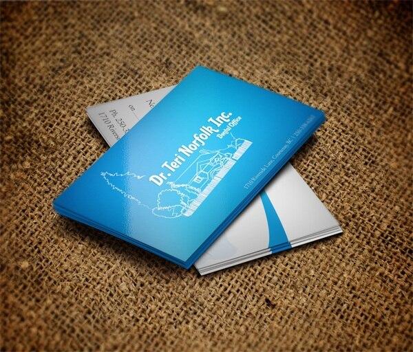 ღ ღ2016 custom beauty design glossy art paper business card full