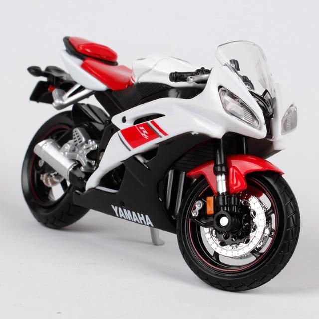 Yamaha Motorcycle D Model