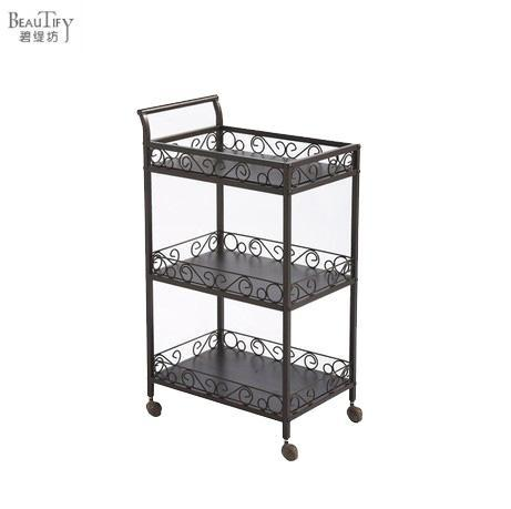 New style SPA. Beauty salon trolleys. Beauty tool. Cupping cart