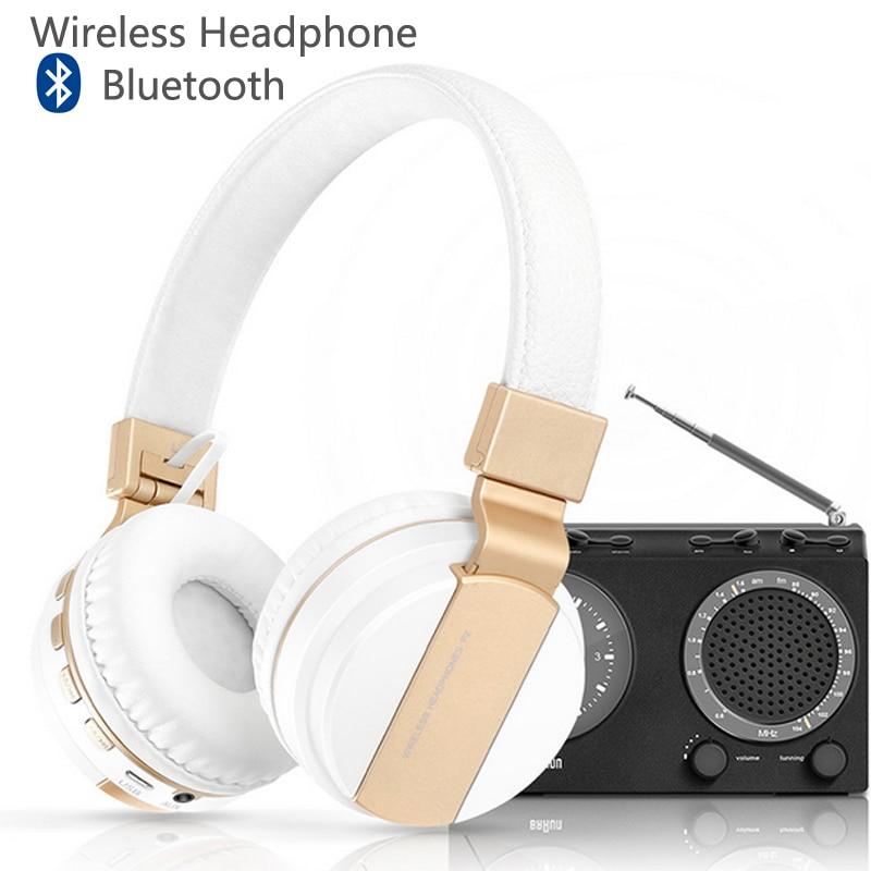 ФОТО Women's Wireless Headphone Support Handsfree Call for YOTA Stereo Bluetooth Headset for Phones Music fone de ouvido sem fio
