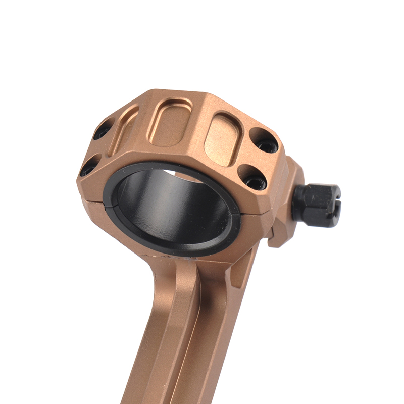 Escopo óptico tático montagem anéis diâmetro 25.4