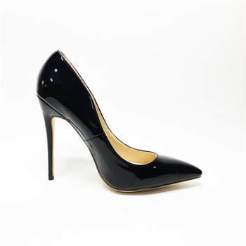 Sexy women thin high heels patent women pumps party shoes