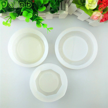 Ashtray Flexible Silicone Mold Epoxy Resin Jewelry Making Craft Tools Fimo Clay Resin Molds for Jewelry