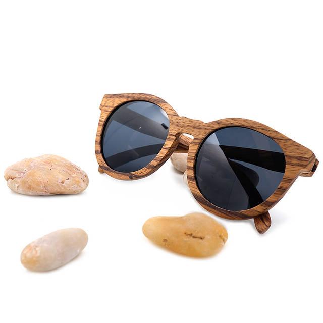 968b86cf2dc74 placeholder BOBO PÁSSARO De Madeira De Bambu Dos Homens Do Vintage Óculos  De Sol Polarizados Revestimento Espelhado