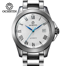 OCHSTIN 2019 Fashion Luxury Brand Business Automatic Mechanical Wrist Watches For Mens Self Winding Tevise Clock For Male Luxe
