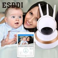 Esddi New 100W Home Network Support Night Vision Video Baby Kid Monitor Recorder Professional Safety Security