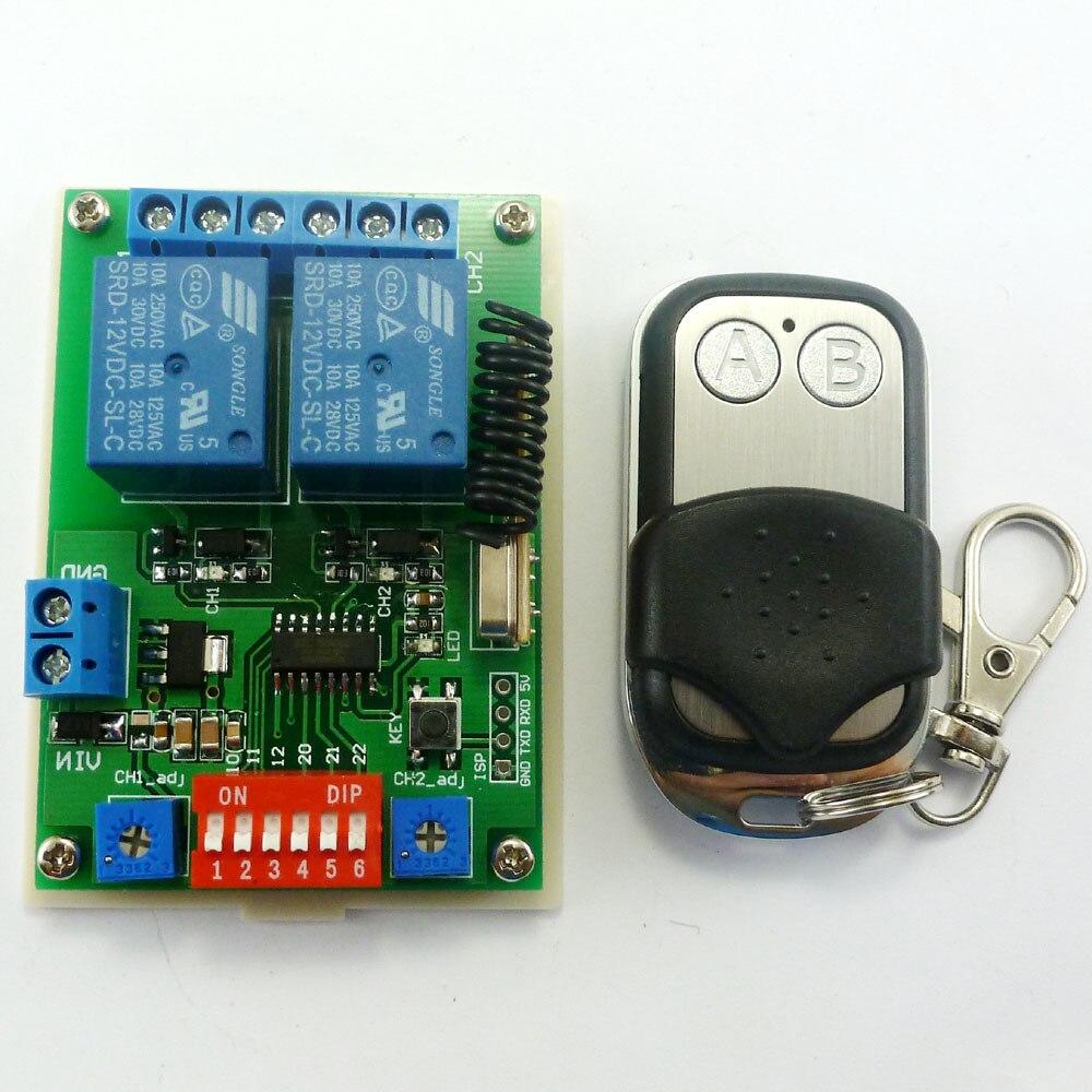 Ce028 12v 4 Channel Bluetooth Relay Android Mobile Remote Control 12 Volt Timer Switch Dc V 43392 M 2ch Sem Fio Multifuncional Temporizador Rel Interruptor Rf