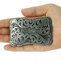Senmi Brand Hot Selling NEW Western Men's Belt Buckles Men Cowboy Belts Buckles Metal