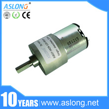 ASLONG JGB37-3429 DC motor gear Motor for intelligent robot