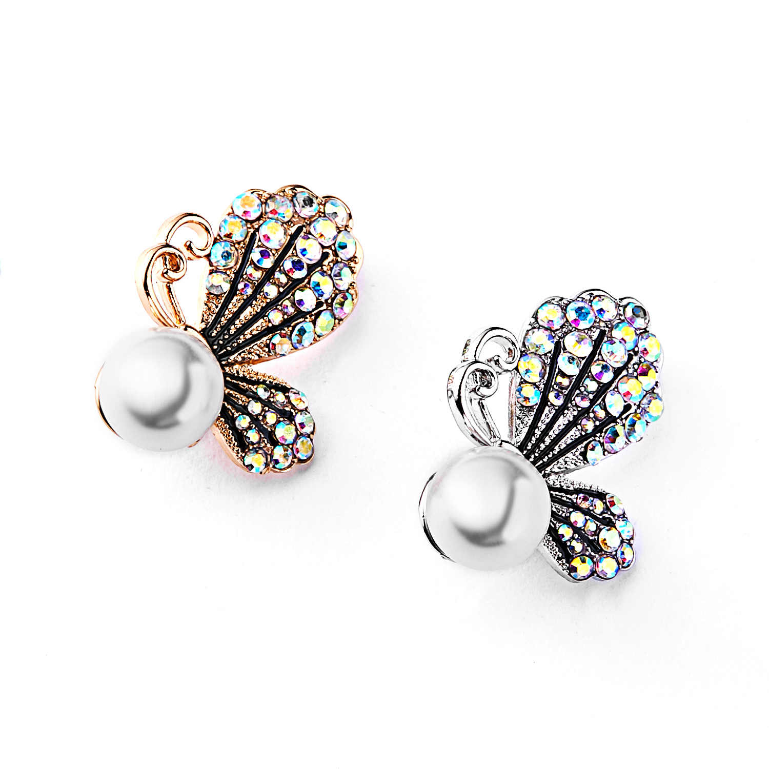04d11c80249 ... Rinhoo 2018 Vintage Simulated Pearl Bee Pin Brooch Antique Pin Women  Brooch Pin Costume jewelry Free ...
