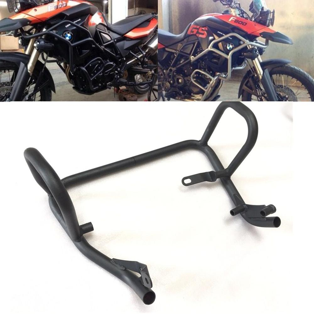 Motorcycle steel engine guards highway crash bars lower frame protector for bmw f800gs f700gs f650gs 2014 2015 2016 2017