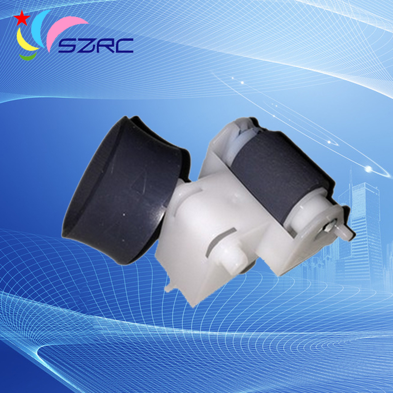 Original New Pickup Roller Feed Roller Separation Roller for Epson R250 R270 R280 R290 R330 R390 T50 A50 RX610 RX590 L801 L800 2set feed roller adf pickup roller for samsung scx4521 scx4720 scx4725 scx5530 scx5635 scx6345