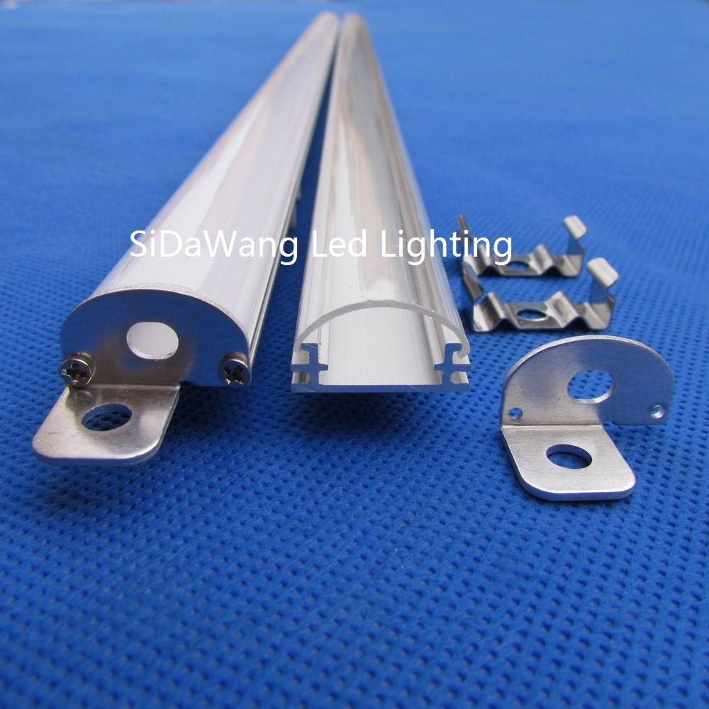 15m 15pc /pack;40inch Led Aluminum Channel For 5050/5630/3528 Led Bar Light Qc1806-1m Packing Of Nominated Brand