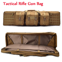 Multifunctional Outdoor Sport Shoulder Bag Tactical Hunting Rifle Gun Carry Case Airsoft Paintball Air Gun Protection Bag