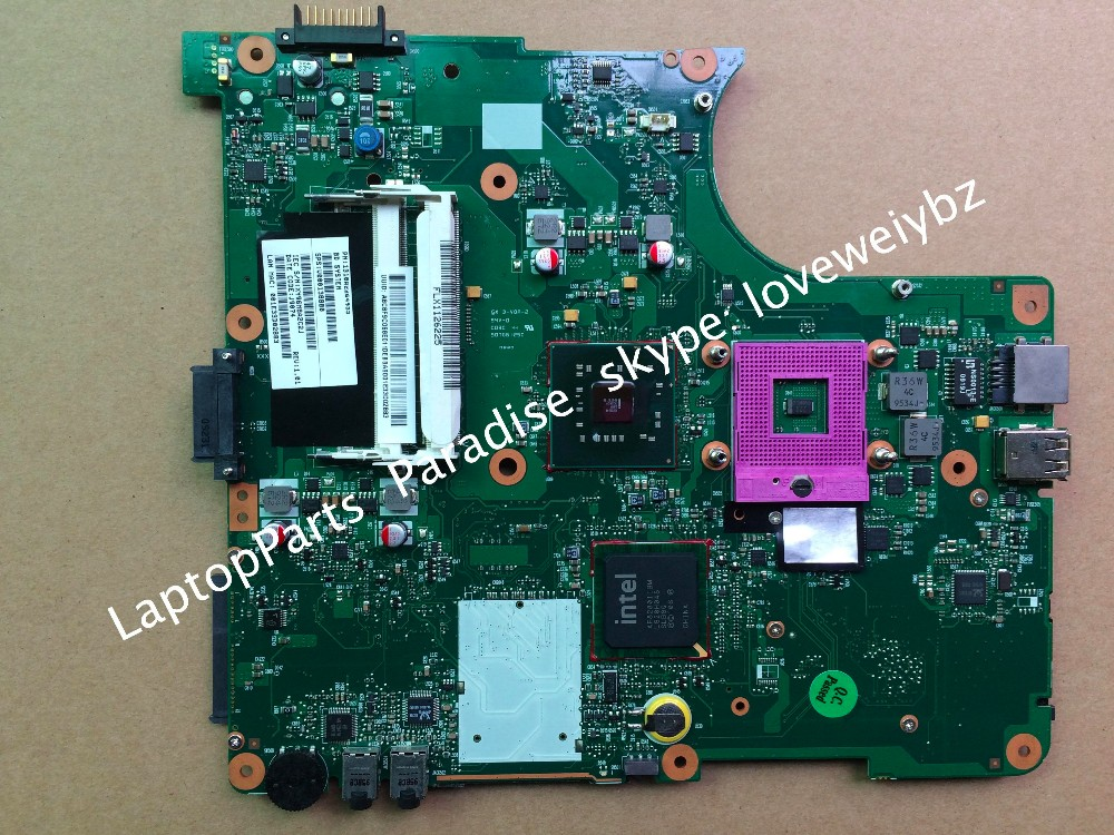 5 For Toshiba Satellite L300 L305 Laptop motherboard GL40 V000138880 6050A2264901-MB-A02