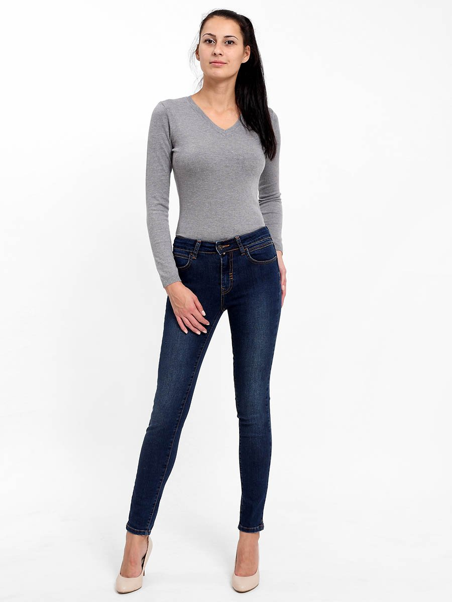 [] Jeans women Blue denim STR W medium 285006 summer women knee length jeans street style big hole ripped jeans slim stretch women denim pants high quality
