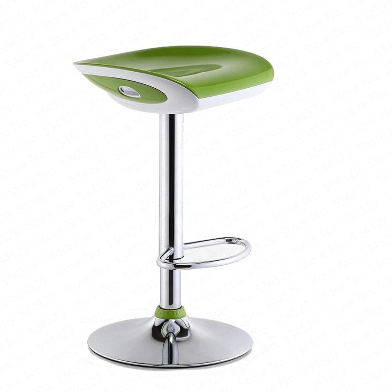 B Bar Lift Chair High Stool European Modern Minimalist High Stool Front Bar Table Chair Beauty Stool Chair