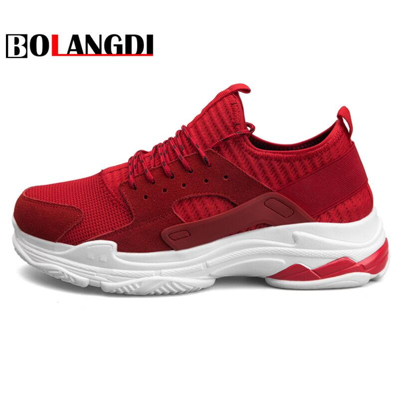 Running Shoes Sports & Entertainment Bolangdi New Men Sport Shoes Running Classic Sneakers Summer Breathable Mesh Krossovky Outdoor Krasovki Men Tenisky Jogging Shoe To Ensure A Like-New Appearance Indefinably