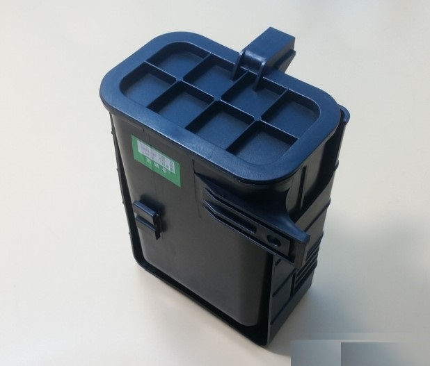 Aktif Karbon Teneke Kutu assy. Kutusu Çin CHERY QQ6 oto araba motor parçaları S21 1208110 title=