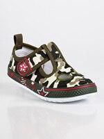 Zapatos deportivos de camuflaje para bebé|  -