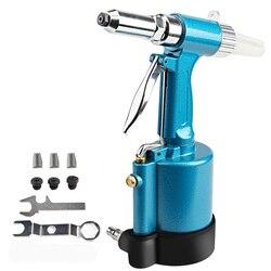 Remache neumático ciego 2,4-5,0 MM remache hidráulico de aire de alta resistencia-remache neumático profesional Pop remache herramienta