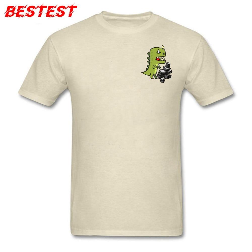 Us 1293 39 Offblue Mens T Shirt Baby Monster Cartoon Tshirt 100 Cotton T Shirts Custom Print Students Funny Clothes Short Sleeve Tops Tees In