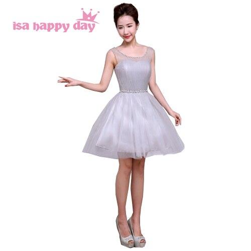Grey Semi Formal Dresses